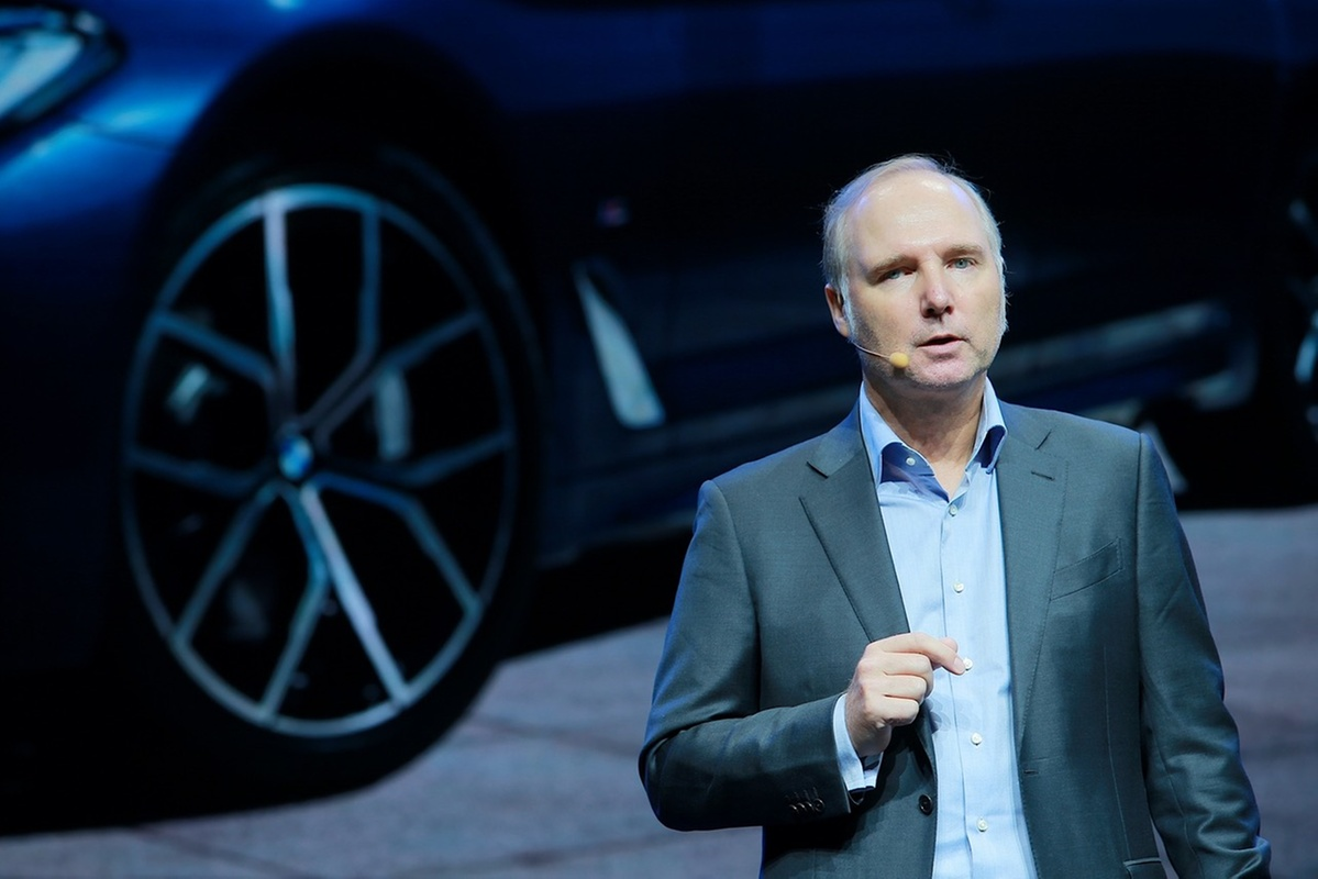 BMW exec: China to become production base for exports