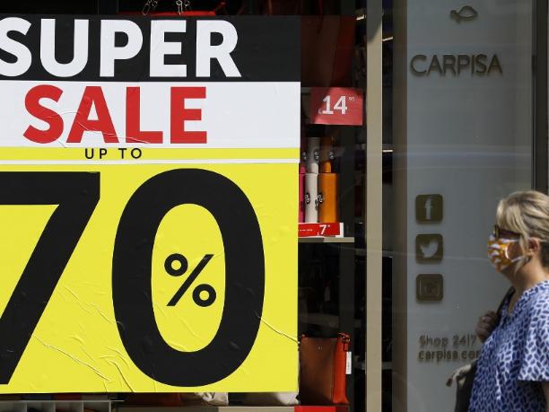 UK economy shrinks 19.8% on coronavirus impact
