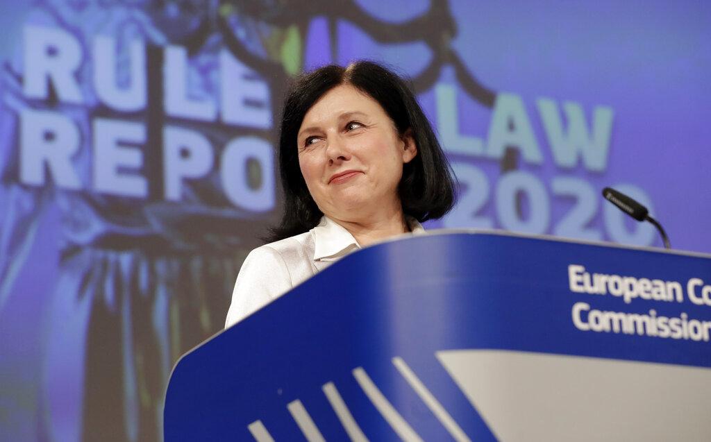 EU Commission democracy report critical of Poland, Hungary