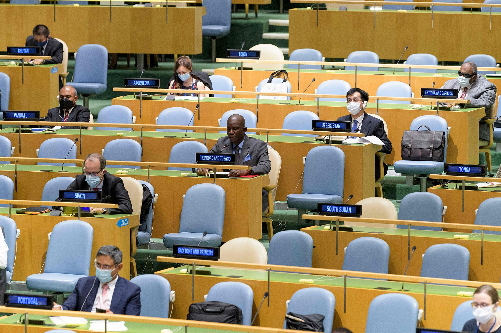 General Debate of UNGA 75 ends in strong support for multilateralism, UN