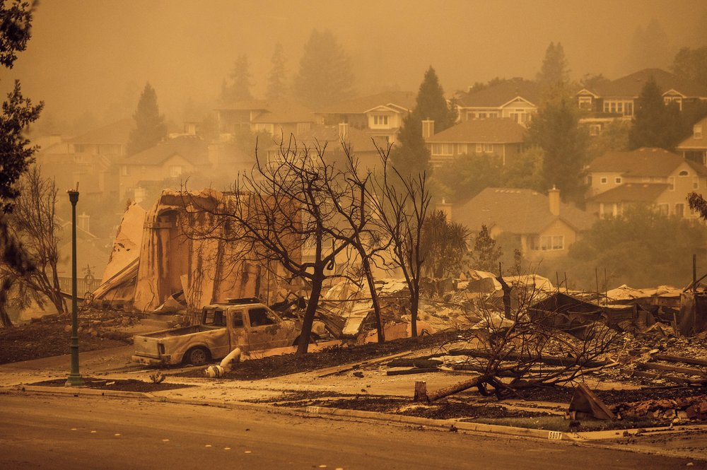 Wildfires in N. California cause more deaths, evacuations