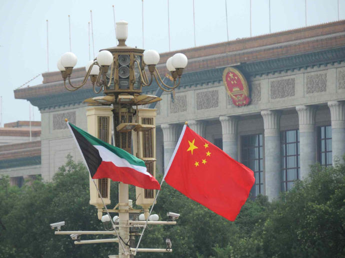 Xi congratulates Kuwait's new emir