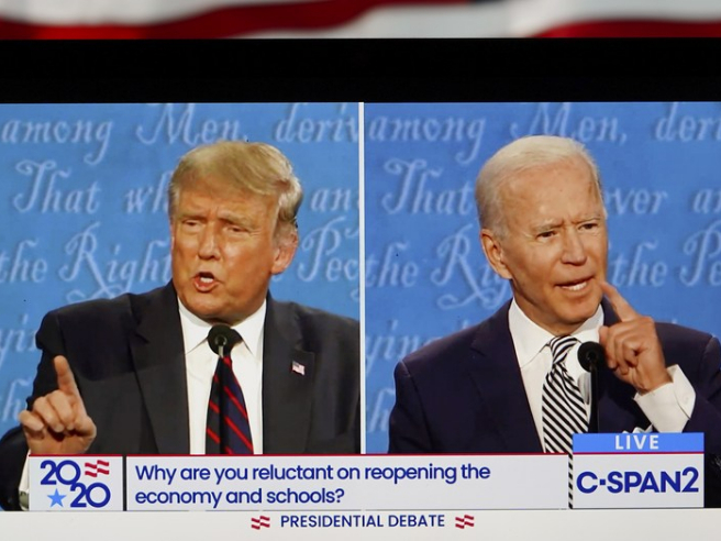 Trump suggests he won't agree to rule changes at next debates with Biden