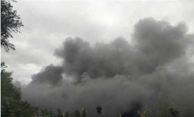 Probe underway after 13 die in Shanxi scenie site fire