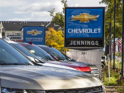 GM, Fiat Chrysler sales drop 10 pct in 3rd quarter