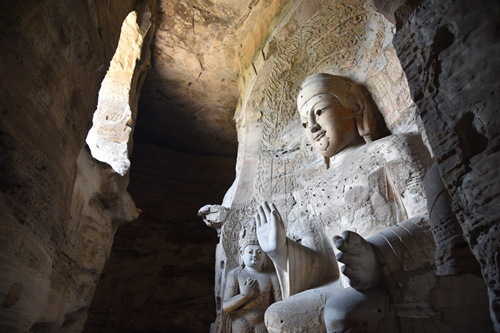 China to create digital replicas of ancient temple grottoes