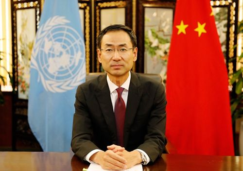 US threatening nuclear disarmament process: Chinese envoy