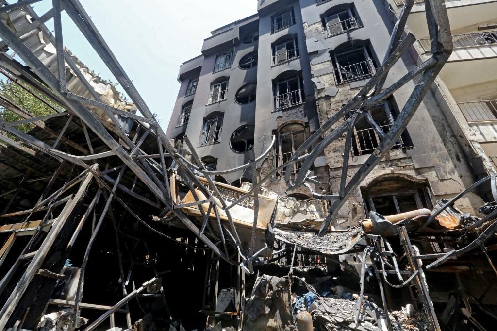 Iran industrial zone explosion kills one
