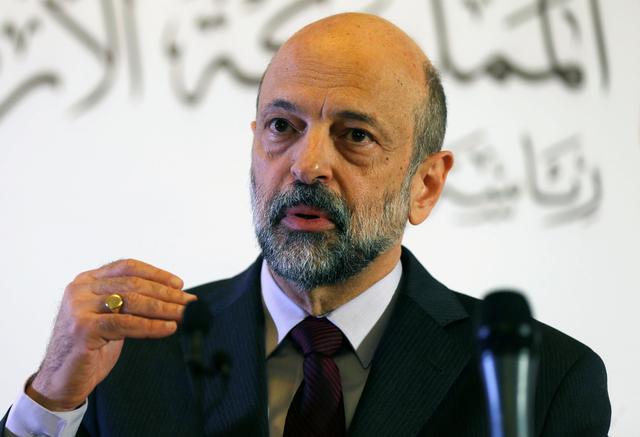 Jordan's King Abdullah accepts resignation of Prime Minister Omar Razzaz