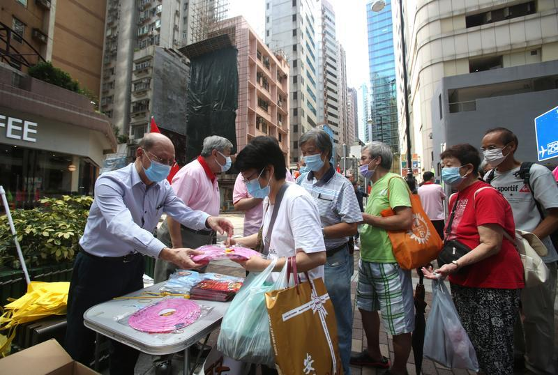 HK celebrates first National Day after security law takes effect