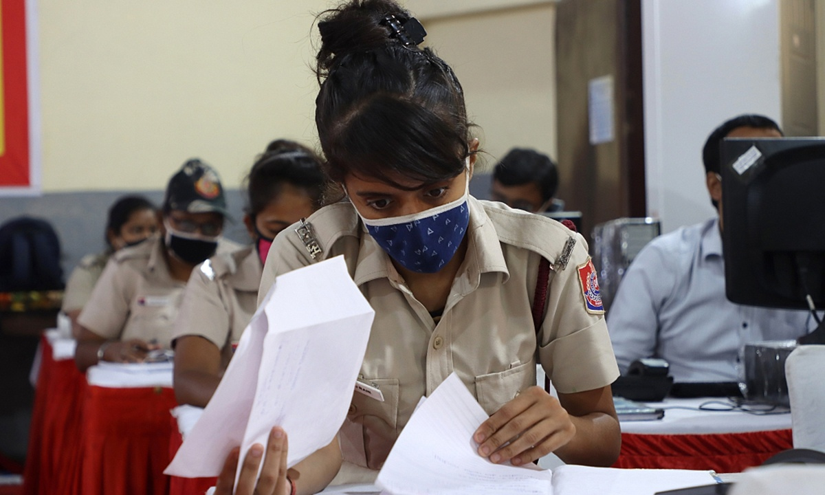 Schools in Indian capital to remain shut until Oct. 31