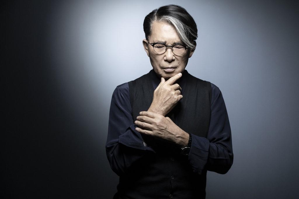 Kenzo founder Kenzo Takada dies from Covid-19: spokesman