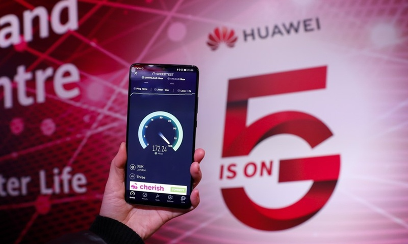 China largest contributor to global 5G sales in Q2: report