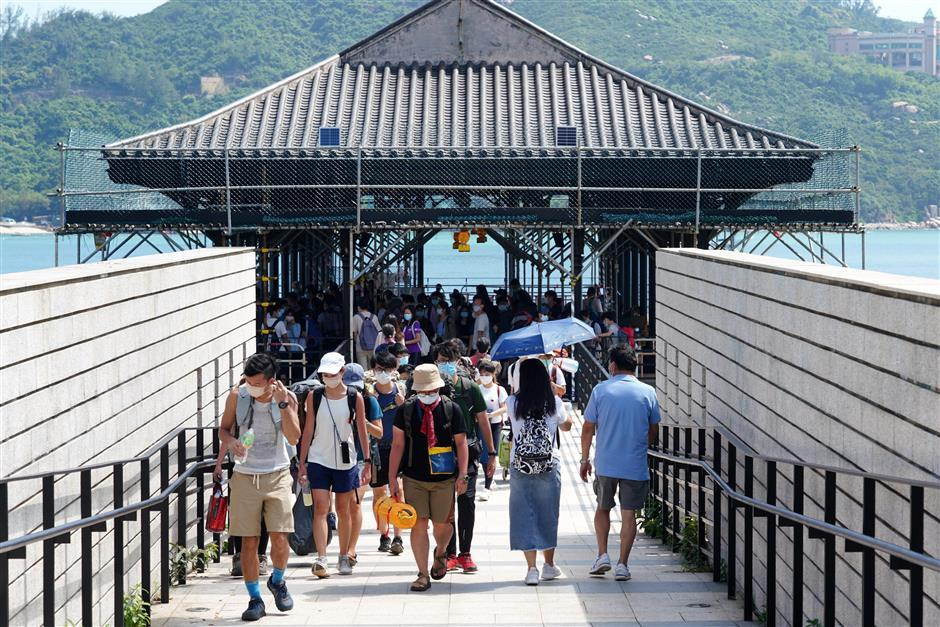 Hong Kong to relax cross border travel when COVID-19 stabilizes
