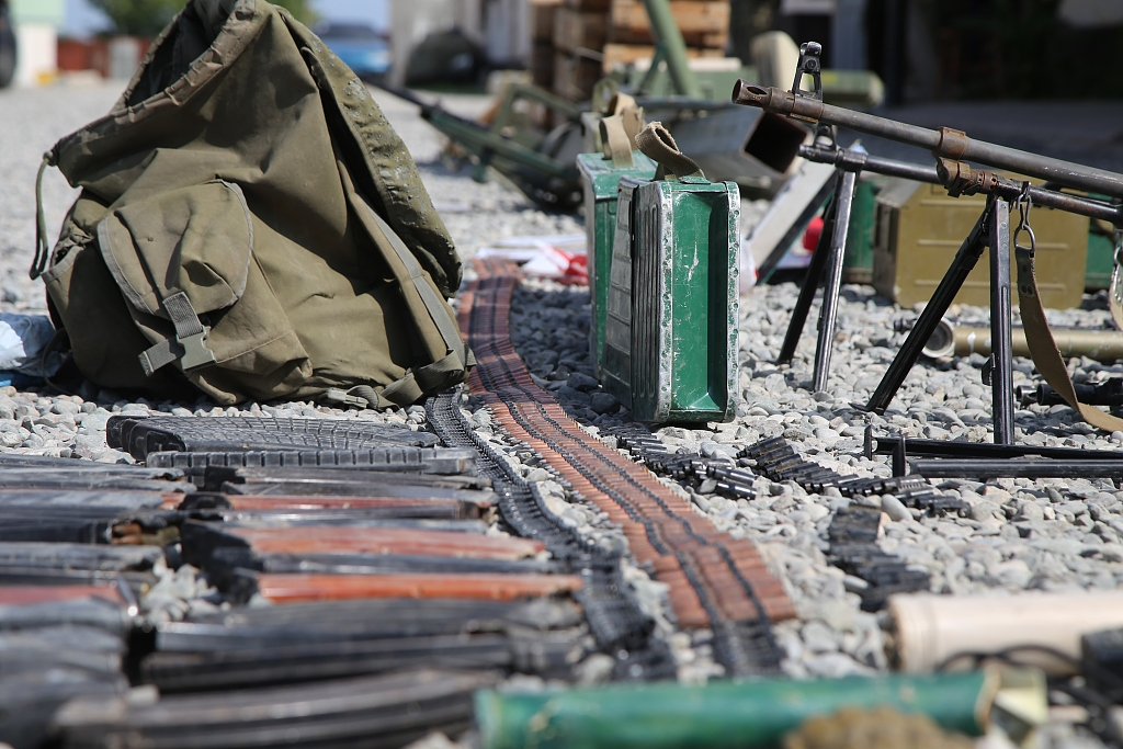 Azerbaijan says one civilian killed, 4 injured in Armenian rocket attack on Ganja