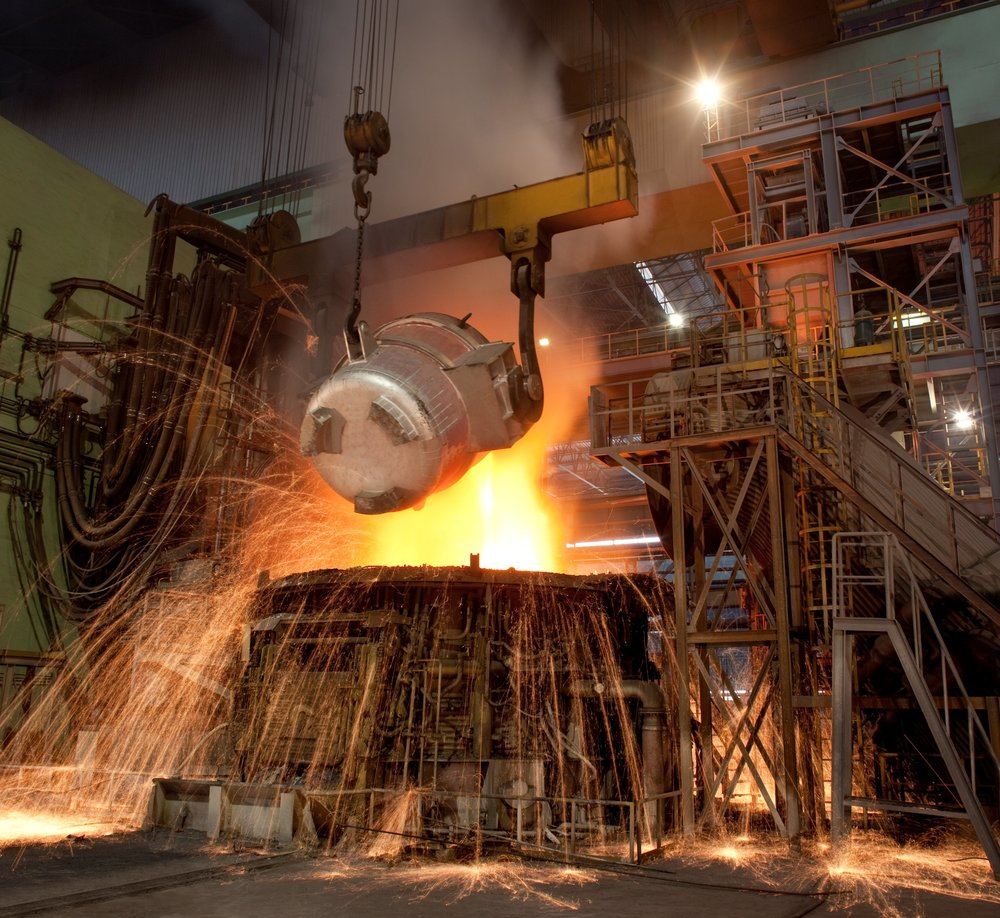 China sees record daily crude steel output in August