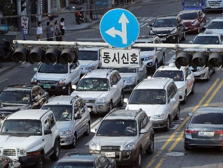 S.Korean automakers' global car sales up in September over local demand