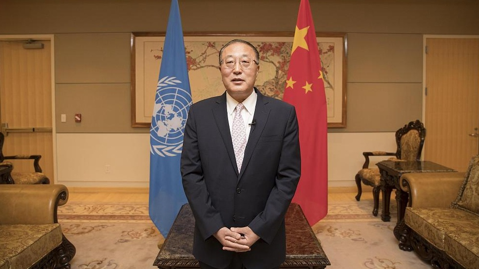 China calls for lifting unilateral sanctions on behalf of 26 countries
