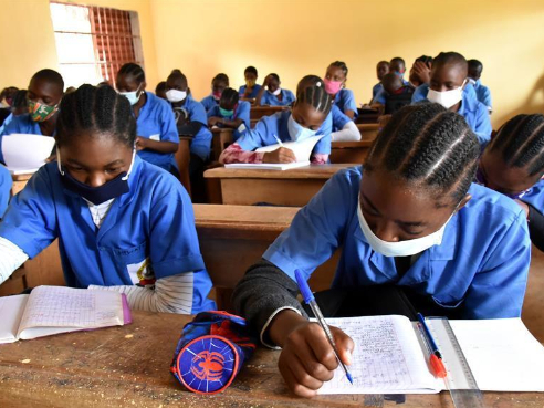 Primary and secondary schools in Cameroon reopen