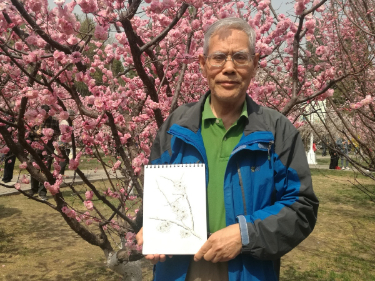 Blossoming in retirement: New love, new skills