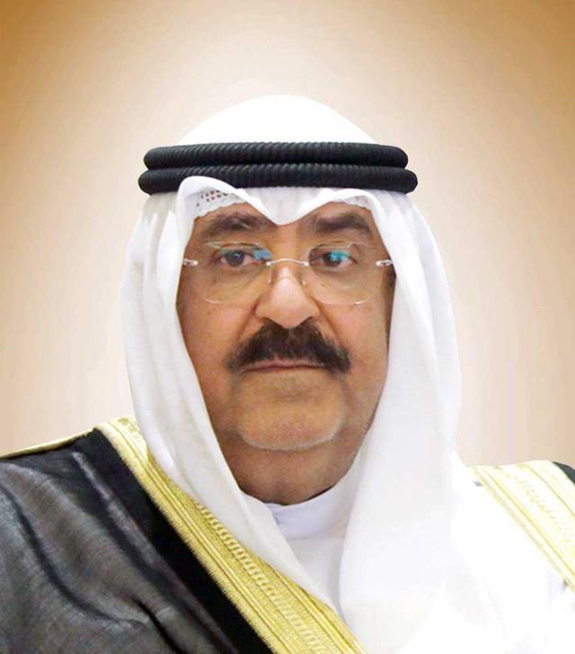 Sheikh Mishaal Al-Ahmad Al-Jaber Al-Sabah named Crown Prince of Kuwait