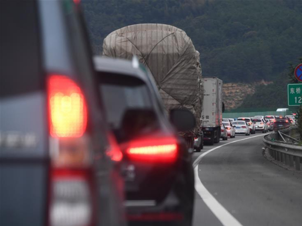 Road safety reinforced at end of holiday