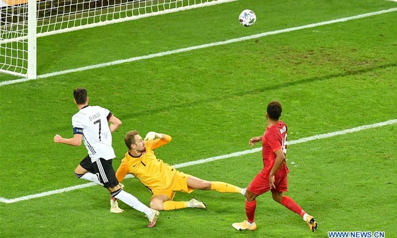 Football friendly match between Germany, Turkey held in Cologne