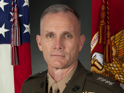 US Marine Corps says assistant commandant tests positive for COVID-19