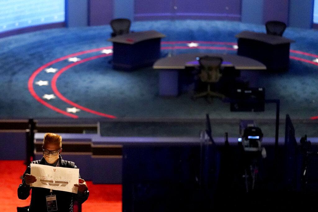 Pandemic likely to dominate debate between Pence, Harris