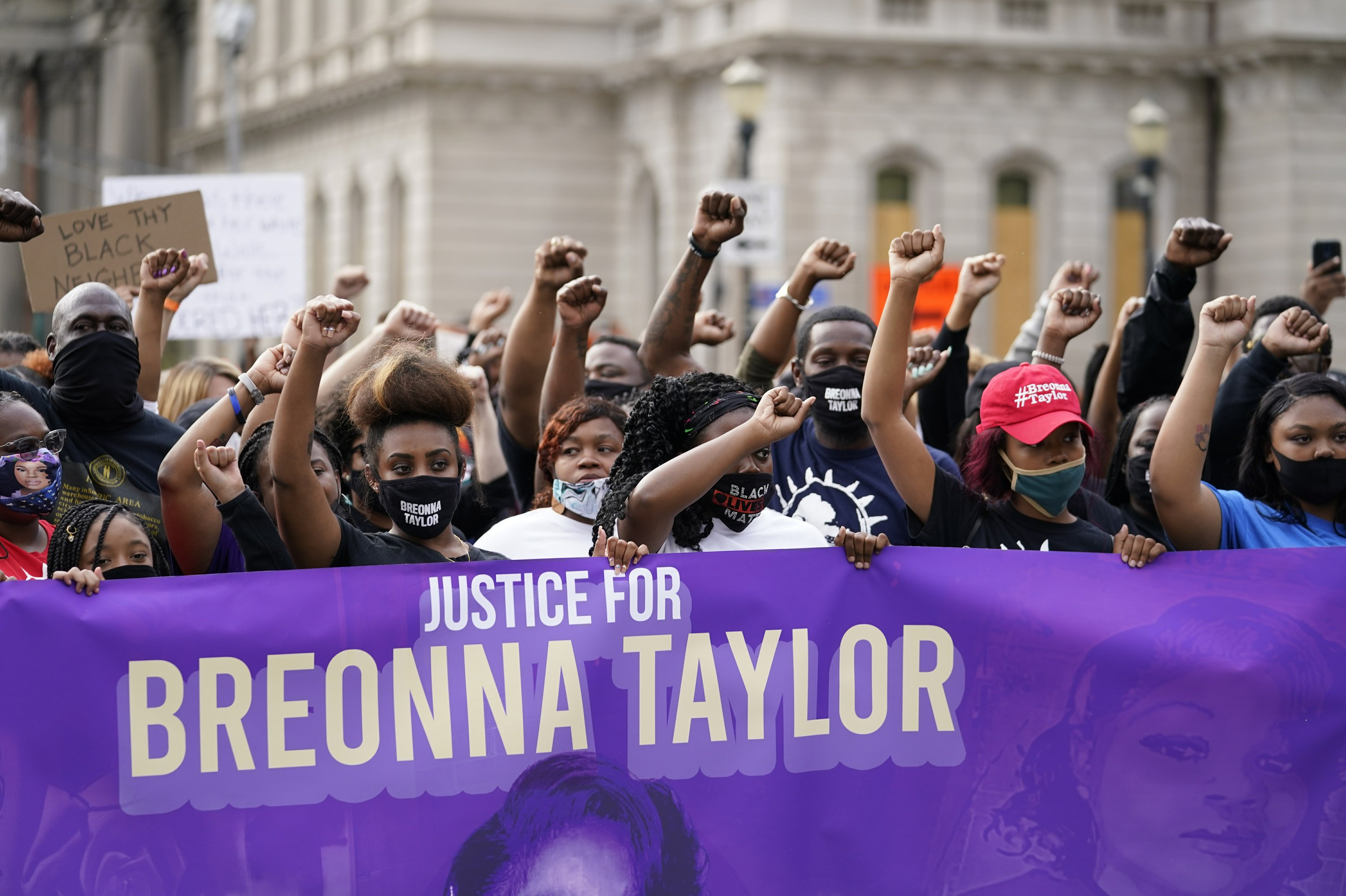 Police release details of Breonna Taylor investigation