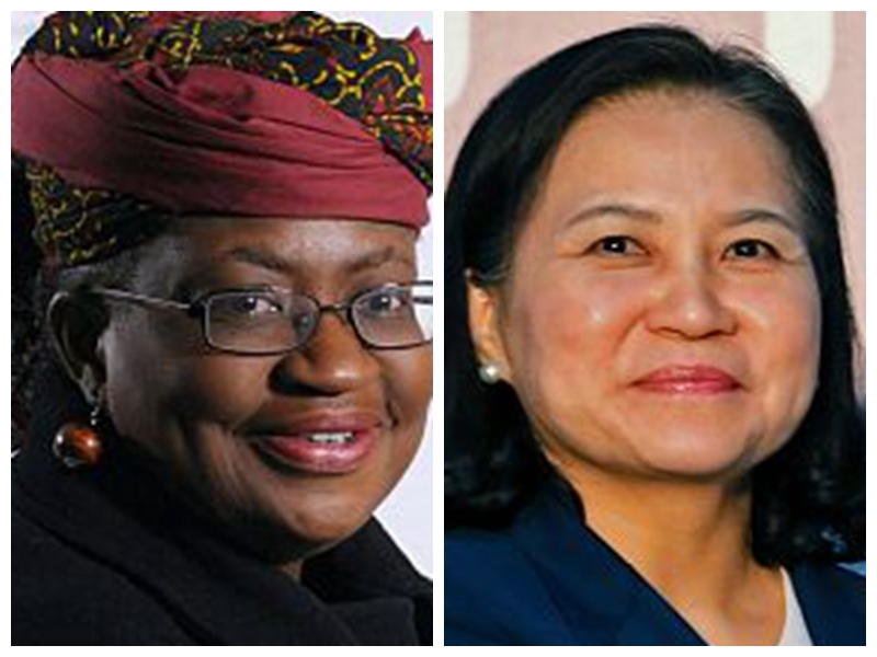 Two female candidates enter final round of race to WTO leadership