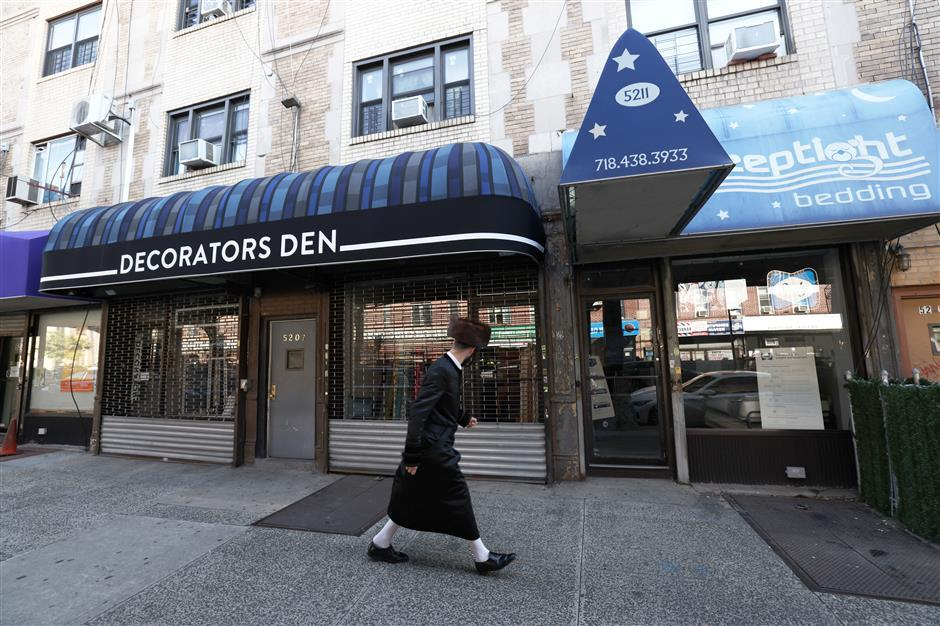 Non-essential businesses in NYC's COVID-19 red zones to close for 14 days: mayor