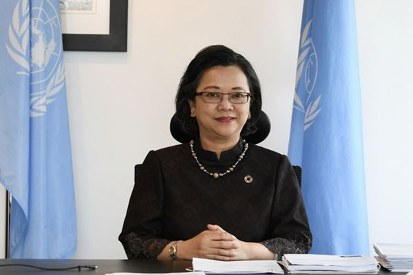 China's engagement, leadership in multilateralism vital: UN official