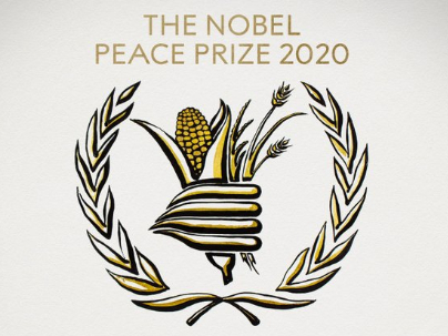 World Food Progamme wins Nobel Peace Prize