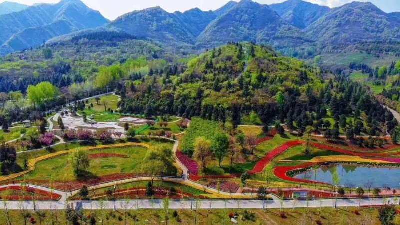This is Shaanxi: Qinling National Botanic Garden