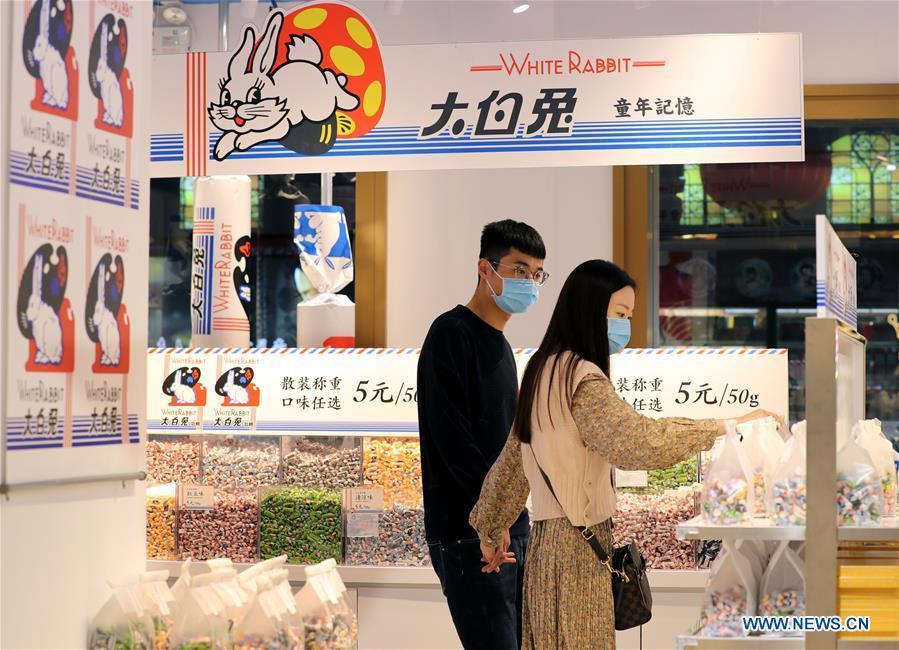 Shanghai tops Chinese cities in consumer spending