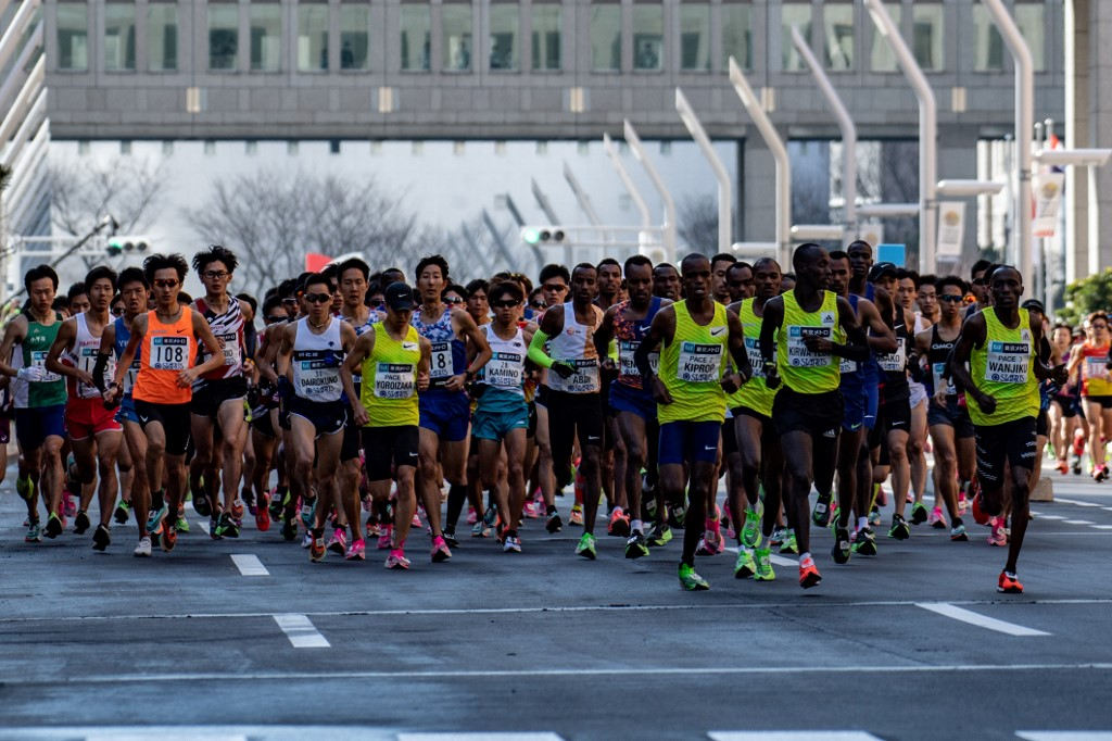 2021 Tokyo Marathon postponed from March to October