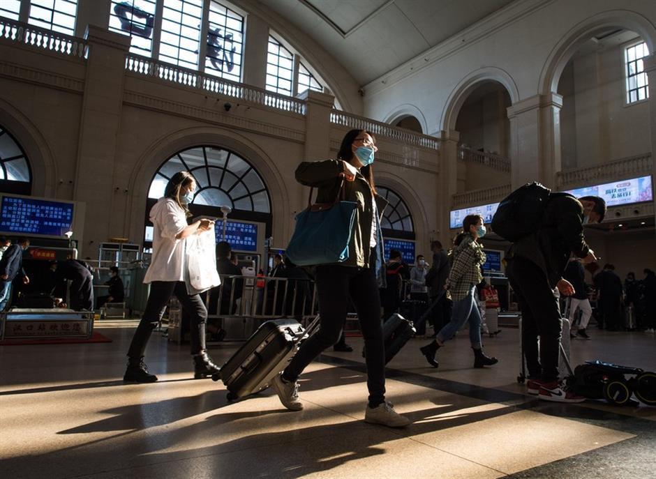 Tourism boom signals recovery of China's coronavirus-devastated Hubei