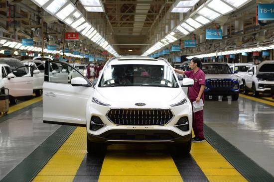 China to stabilize employment, boost NEV industry