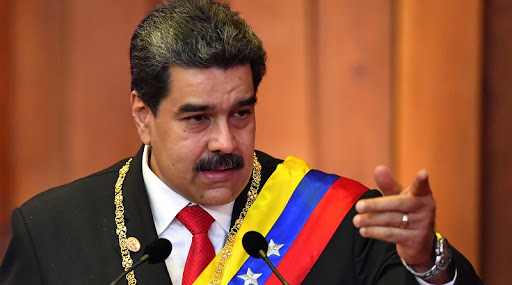 Maduro writes to 'peoples of the world', denouncing US sanctions