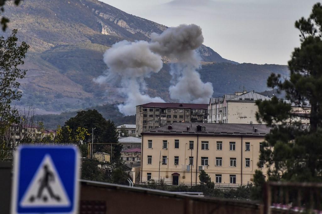 Azerbaijan, Armenia agree ceasefire after talks