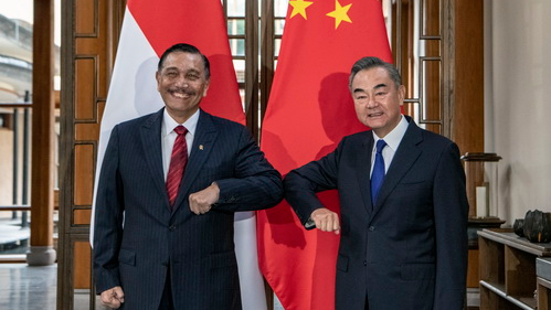 China, Indonesia to enhance COVID-19 vaccine cooperation