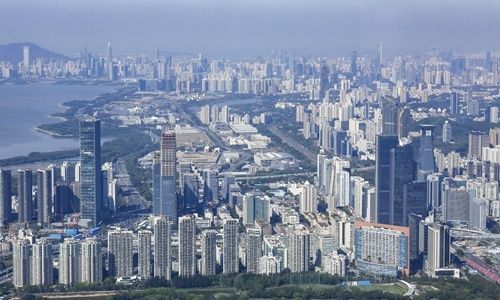 Shenzhen-related shares rally on Monday morning after detailed reform measures