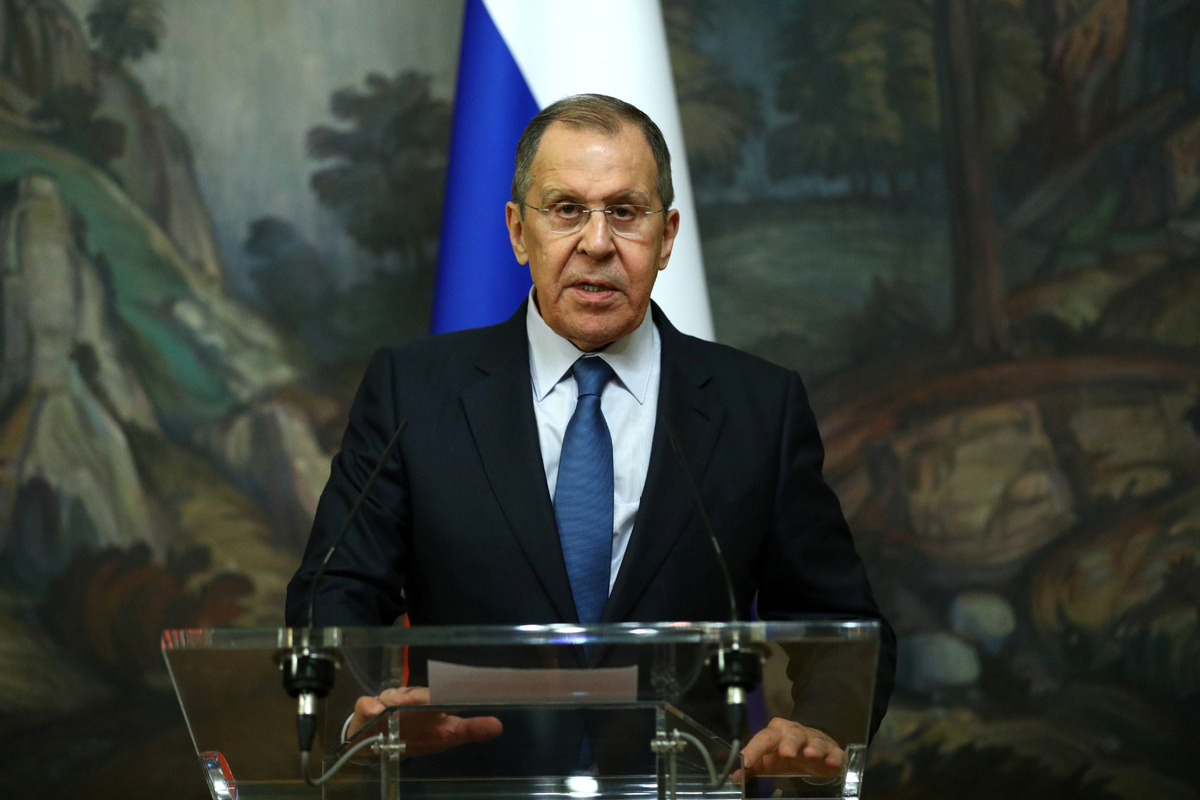 Russian, Turkish FMs discuss situation in Nagorno-Karabakh region