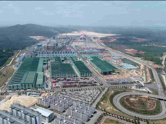 Malaysia-China Kuantan Industrial Park Project