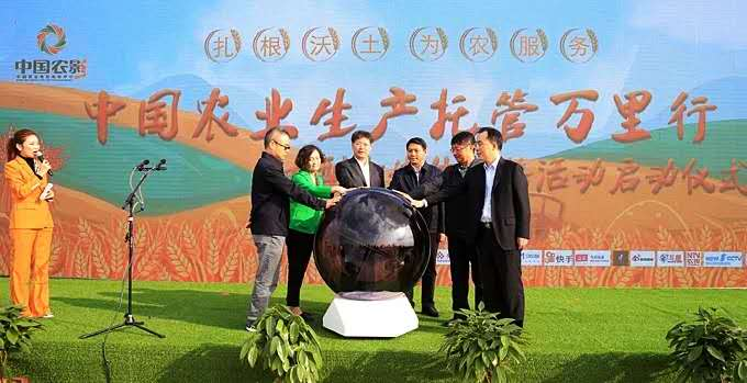 China's agricultural socialization service organizations reach 893,000 last year