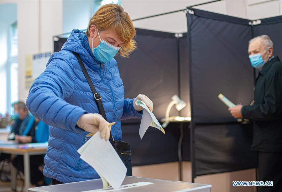 Parliamentary elections kick off in Lithuania