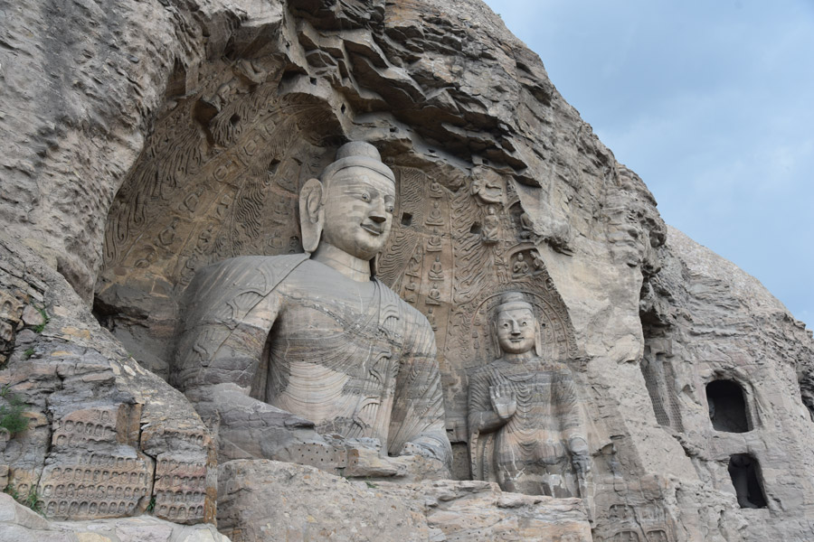 Ancient Buddhist grottoes in Xinjiang open to public for free