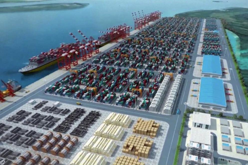 Kyauk Phyu SEZ Deep-Sea Port Project