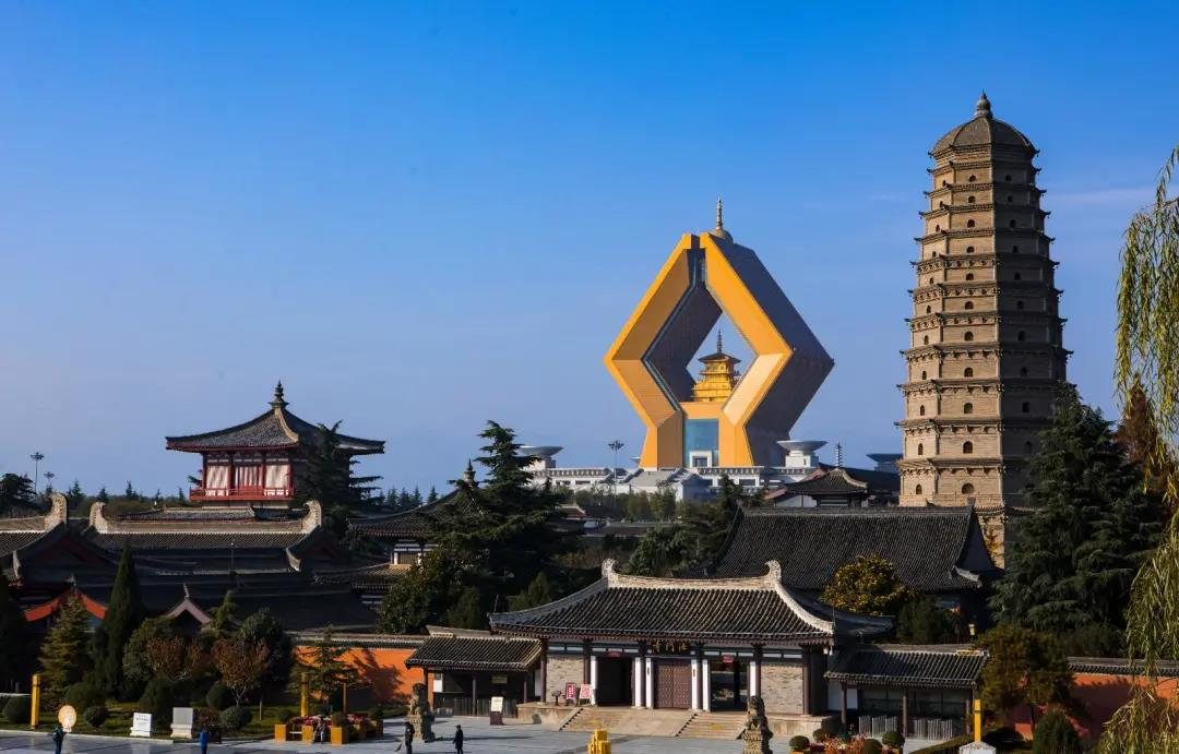 This is Shaanxi: Famen Temple Cultural Scenic Area